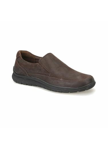 Flogart Klasik Ayakkabı Kahve